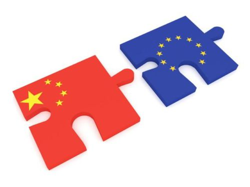 china europa handel