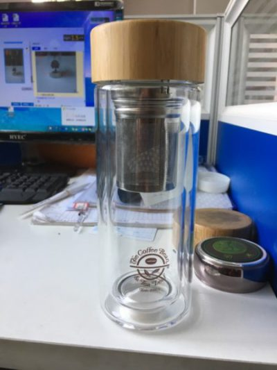 Glasprodukte aus China